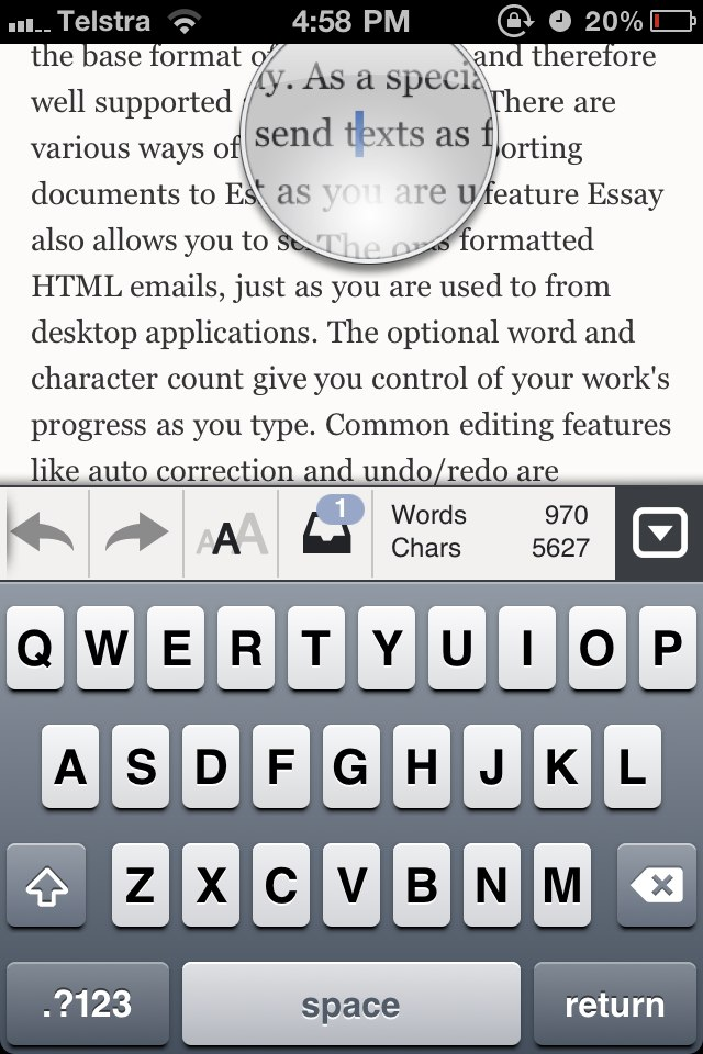 Text Features Essay