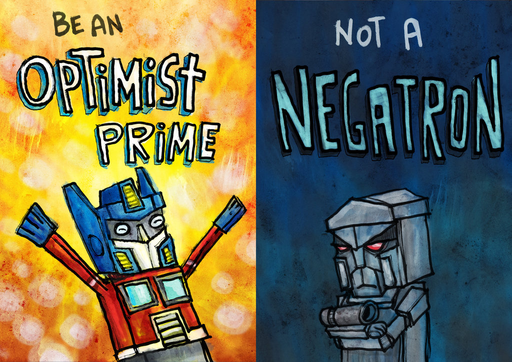 optimist prime negatron