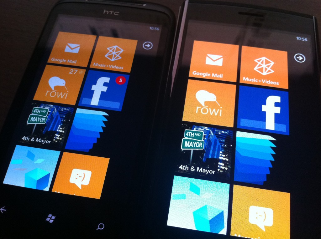 Windows Phone 7 Phones