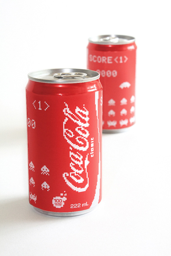 8-bit coca cola