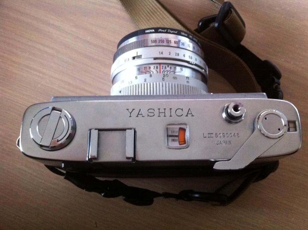 yashica lynx top