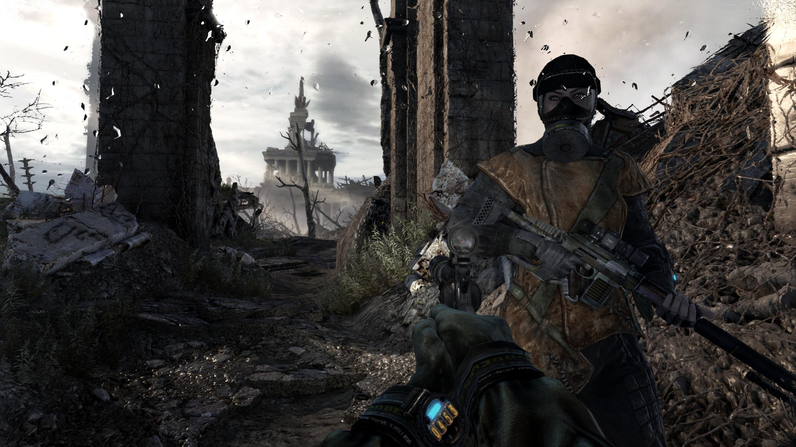 metro last light redux how to get good ending