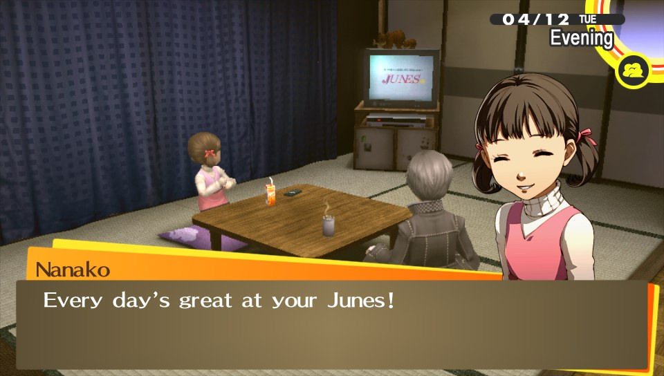You'll hear and read this phrase a lot in P4G