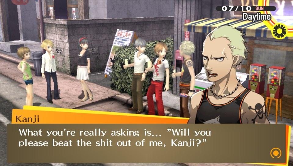 Yeah, something like that, Kanji.