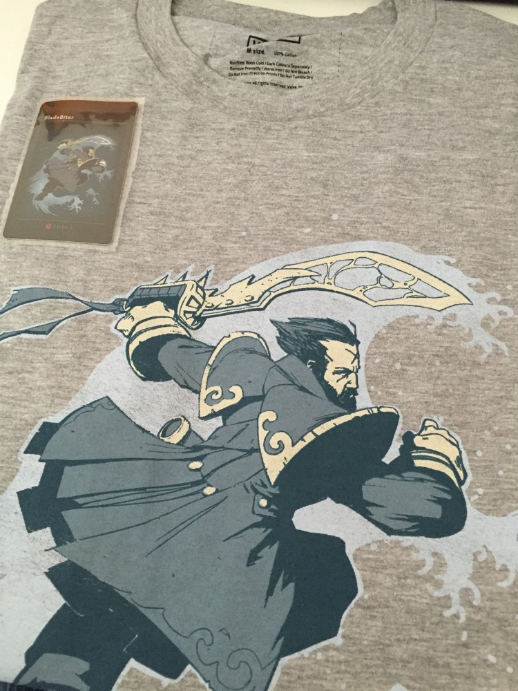 Kunkka t-shirt