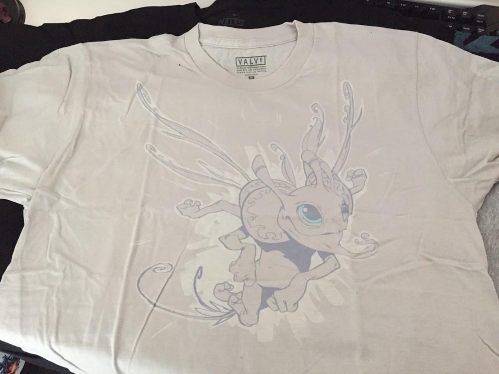 Puck t-shirt